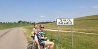 1713 km kelionė aplink Lietuvą. Kas tie mūsų didvyriai?