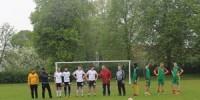 Blogas oras nesutrukdė išsiaiškinti geriausių futbolininkų